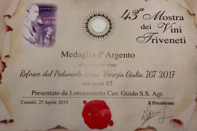 mostra dei vini triveneti 2019